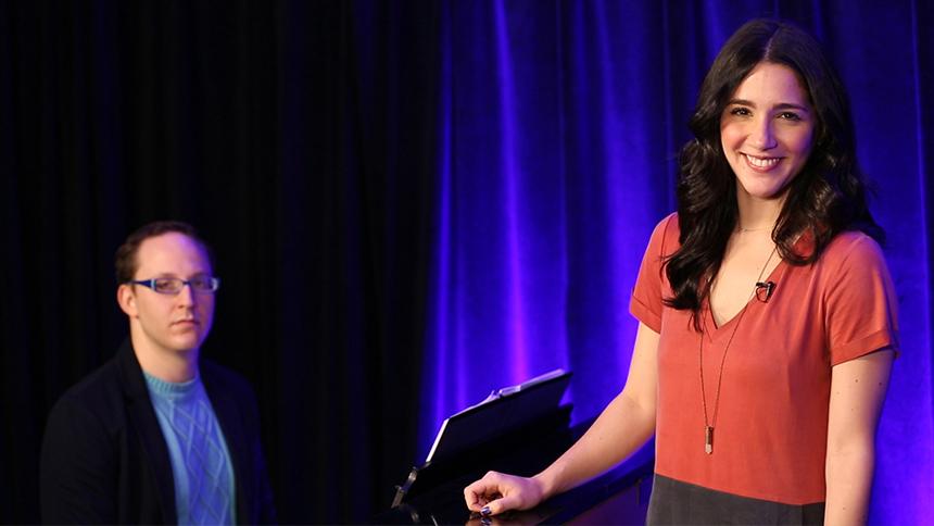 Broadway Bucket List: Watch Samantha Massell Sing Through...