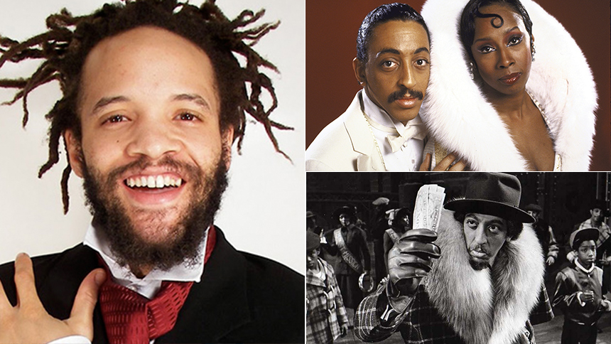 Broadway Time Machine: Savion Glover Heads Back to See Pa...