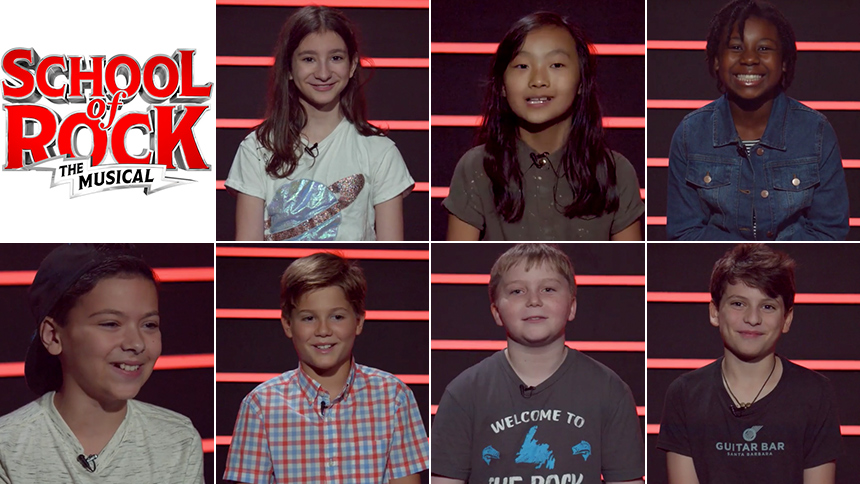 Meet the New Class at the School of Rock, Episode 3: Life...