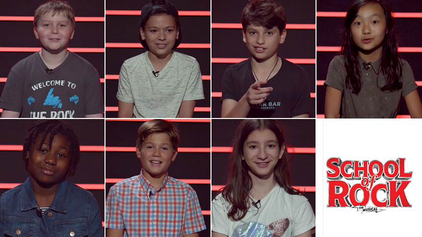Meet the New Class at the School of Rock, Episode 2: Musi...