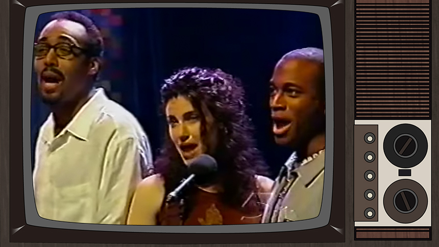 Hot Clip of the Day: Original Rent Stars Share Love, Give...