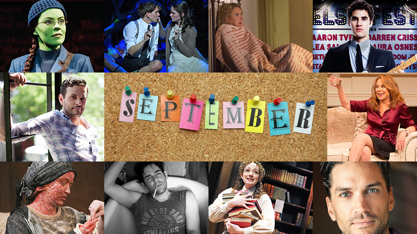 September Editor's Picks: 10 Plays, Musicals & Concerts t...
