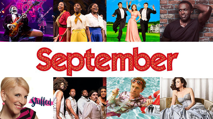 September Editor's Picks: 10 Plays, Musicals, & Concerts ...