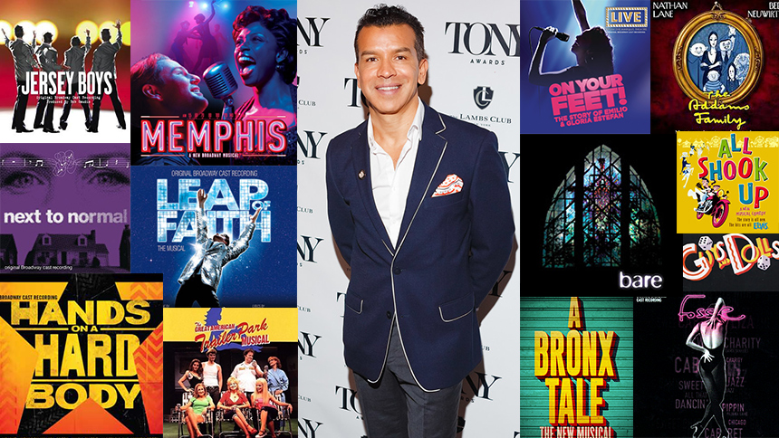 Friday Playlist: The Career of Tony-Nominated Choreograph...