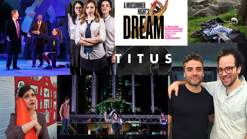 Nine Shakespeare Productions To See This Summer in New Yo...