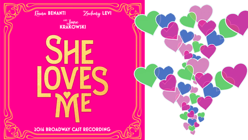 Treat Yourself to Something You'll Love: The She Loves Me...
