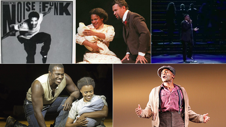 Six Degrees of Broadway's Insanely Exciting Shuffle Along...