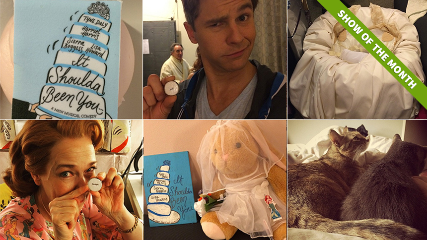 Photo Roundup of Sierra Boggess' It Shoulda Been You Inst...