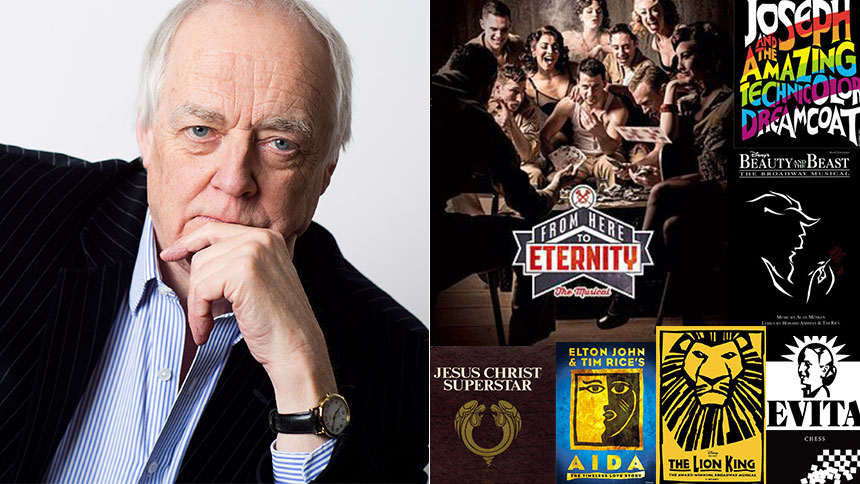 From Here to Eternity to Joseph: Sir Tim Rice Looks Back ...