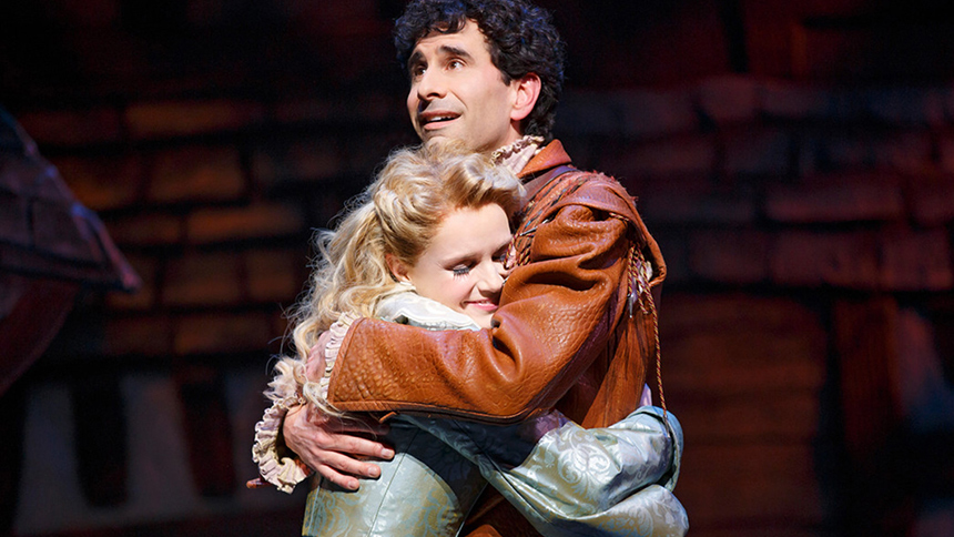 Five Burning Questions with Something Rotten! Star John C...