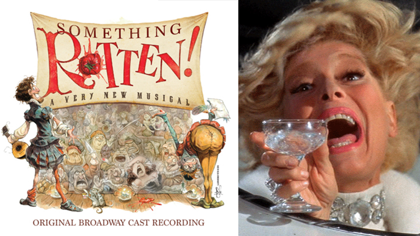 Something Rotten!: A Love Letter to Musical Theatre & A M...