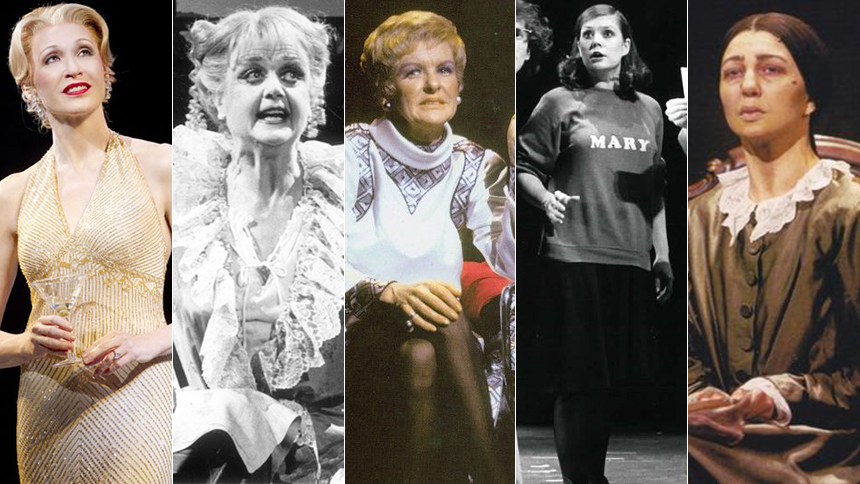 Ranking 10 of Sondheim's Most Fascinating Female Characters