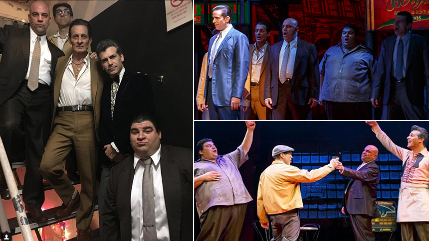 Get to Know the Guys in Sonny's A Bronx Tale Gang: Joey S...