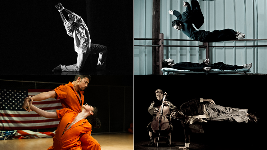 13 Striking Images from Spectrum Dance Theater, Including...