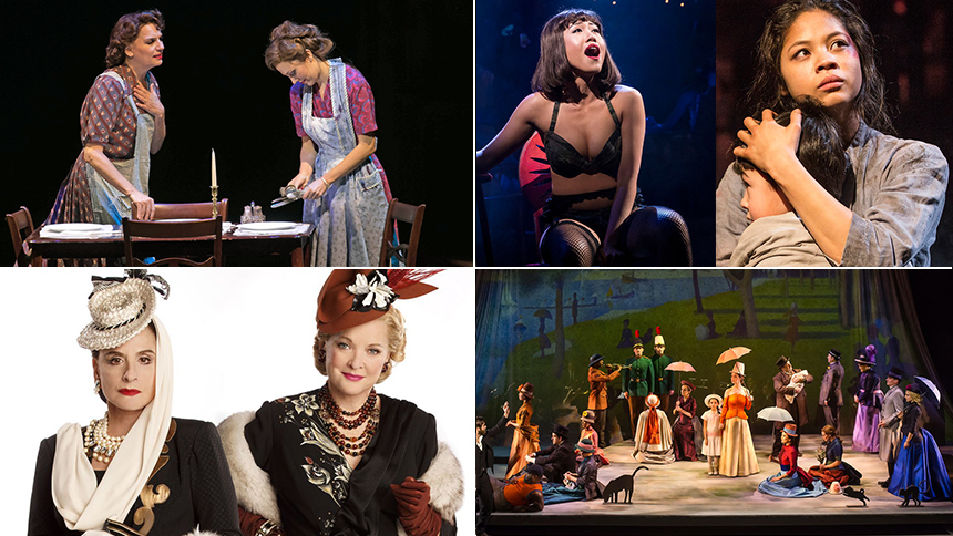 Friday Playlist: The Ladies of the Spring 2017 Broadway S...