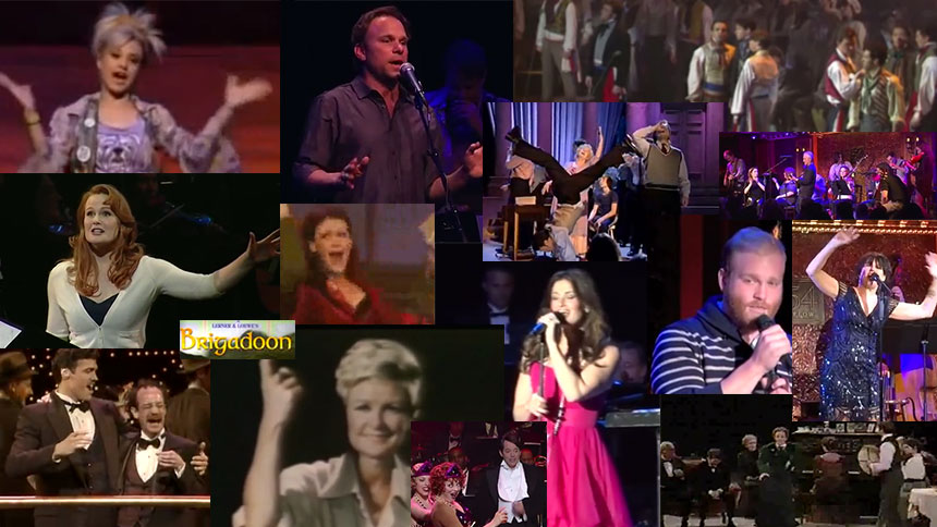 YouTube Playlist! 15 Broadway Drinking Songs For St. Padd...