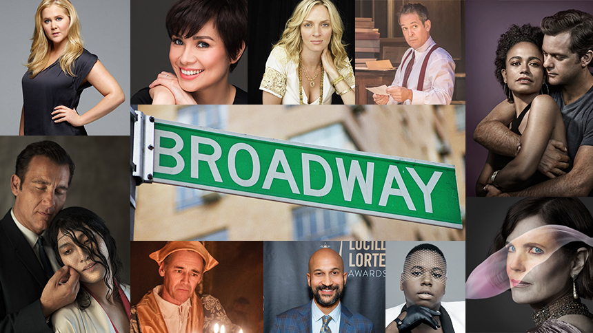 Your Guide to See Broadway's Big Headliners This Season