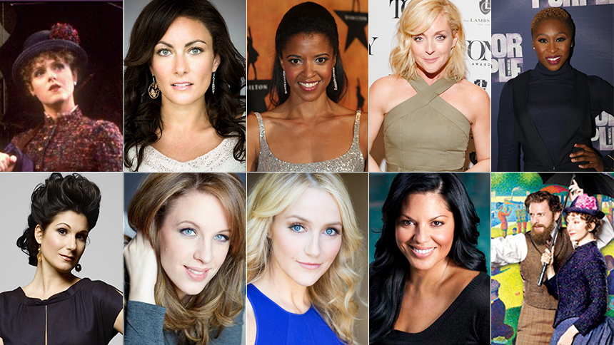 10 Broadway Divas We'd Love to See Star as Dot Opposite J...