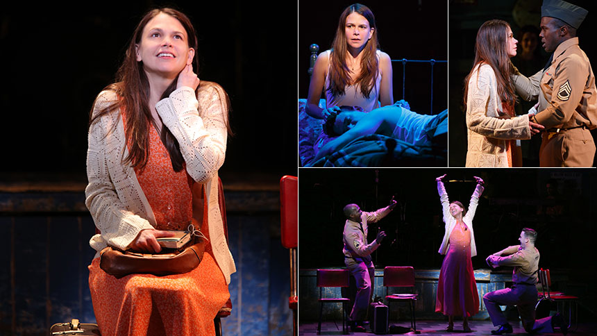 Five Burning Questions with Violet Headliner Sutton Foster