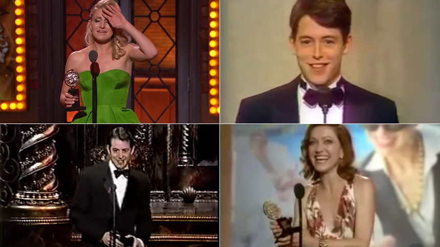 #TBT Revisit the Tony Award Wins & Speeches of Sylvia's T...