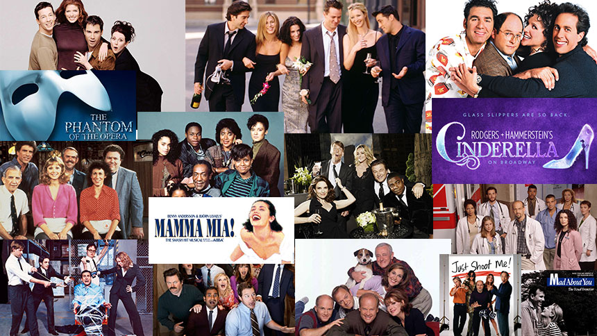 Must See Matinees! Let Your Favorite Sitcom Help You Cho...