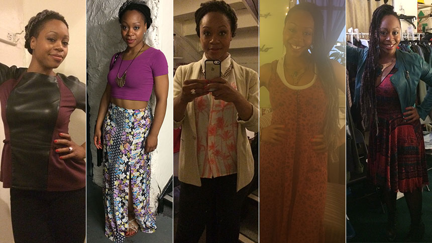 See How Tamika Lawrence's If/Then Fashions Go From Easy, ...