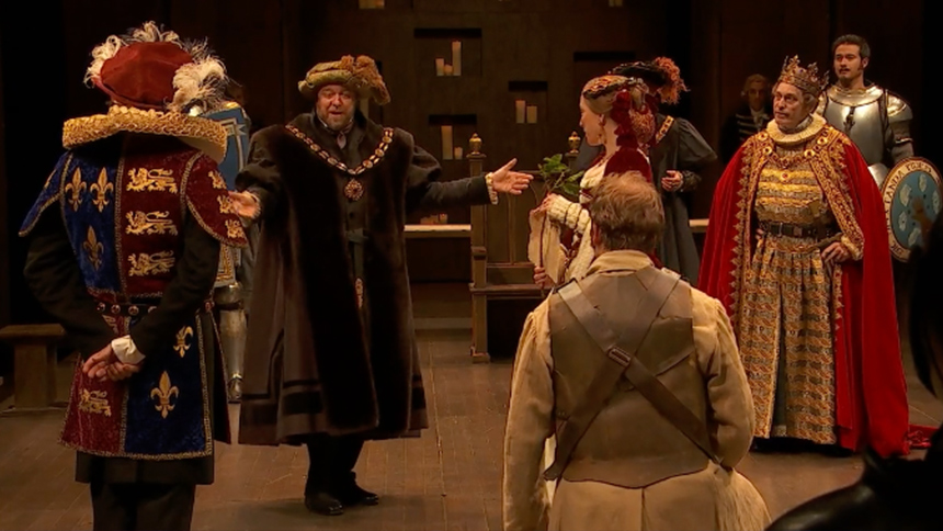 Hot Clip of the Day: A Scene from Stratford Festival's Ac...
