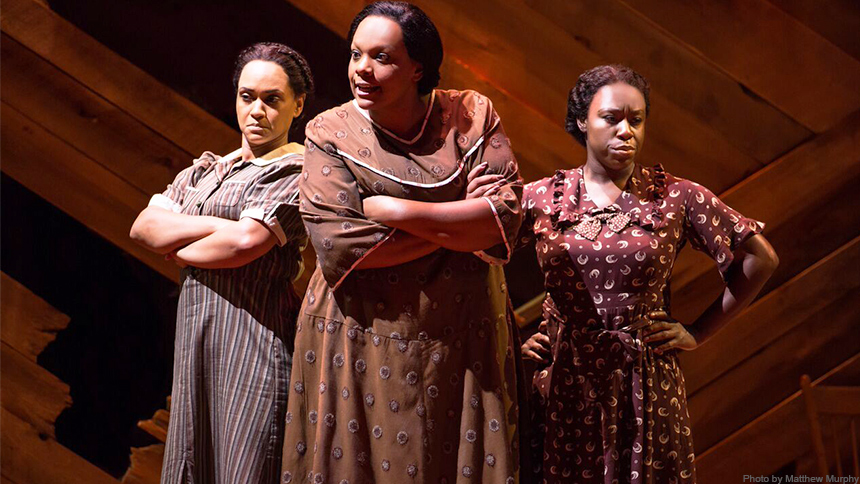 All the Praise Hands For The Color Purple's Show-Stealing...