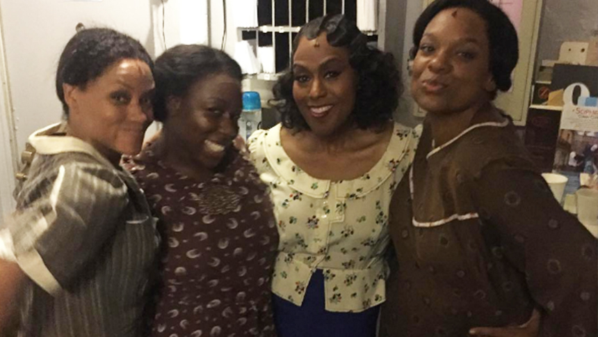 Amen! See What Happened When The Color Purple's Church La...
