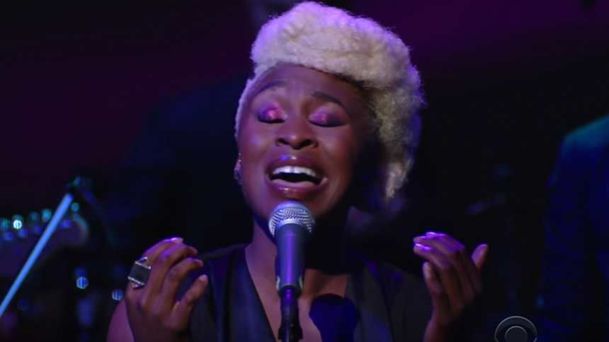 "20 Thoughts We Had While Watching  Cynthia Erivo Sing ""I'..."