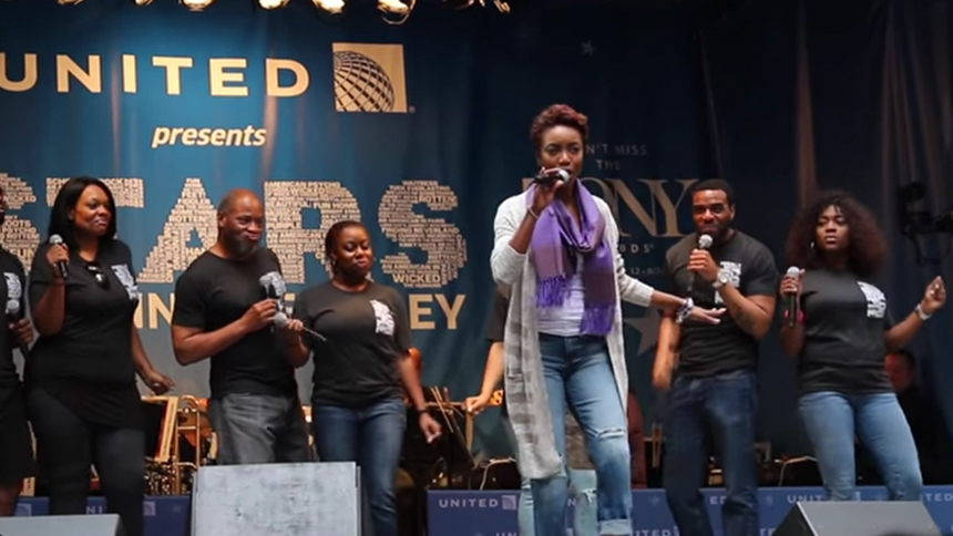 Hot Clip of the Day: Start the Week with Heather Headley'...