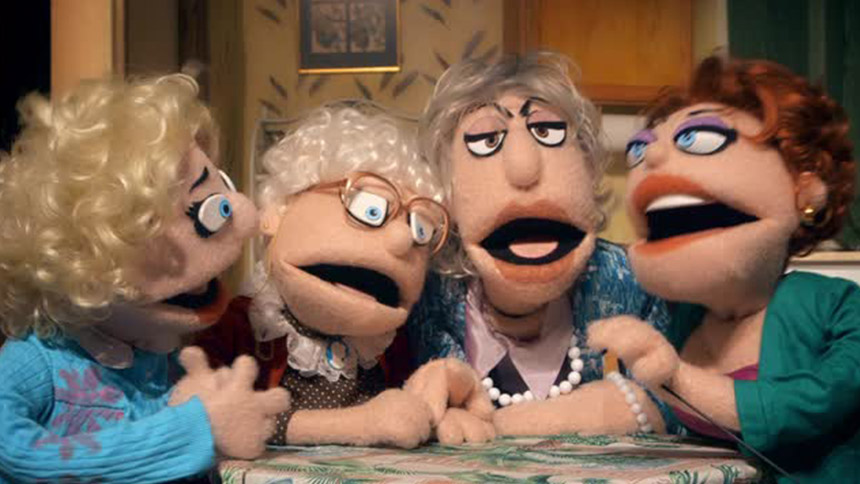 Hot Clip of the Day: Watch As Puppets Recreate The Golden...
