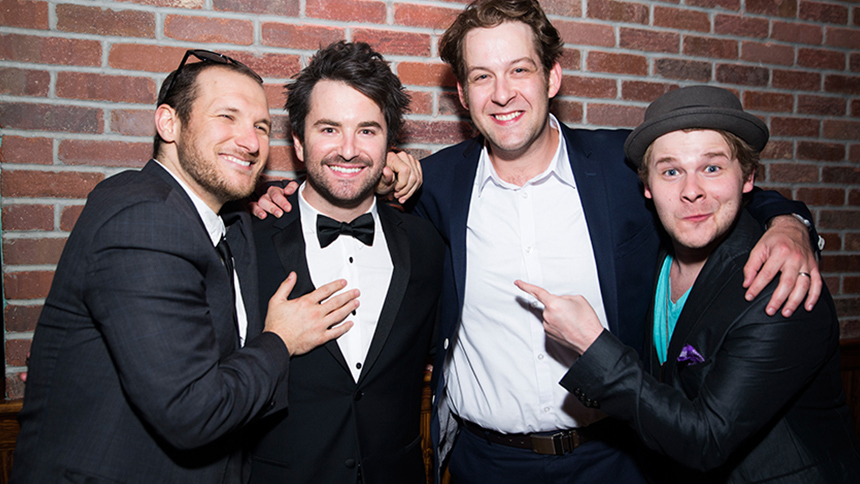 The (M)orons (Alex Brightman, Andrew Kober & F. Michael H...