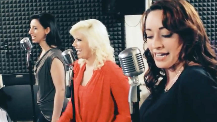 Hot Clip of the Day: There's a USO Show Coming to 54 Belo...