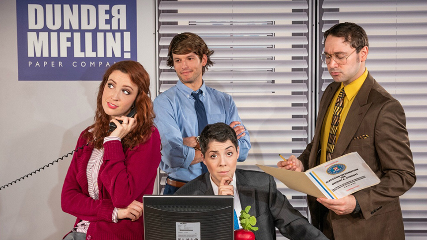 Dunder Mifflin Roll Call! Get to Know the Stars of Off-Br...