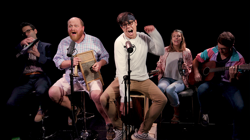 Broadway Unplugged: Be More Chill Cast & Creators Come To...