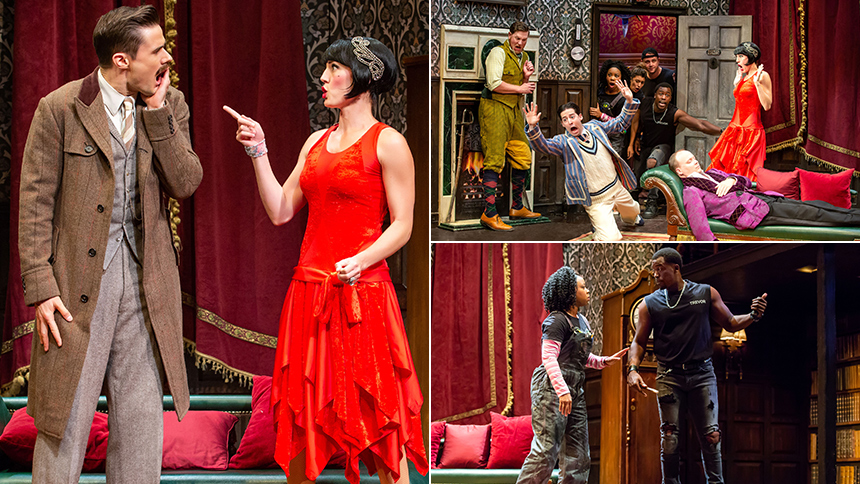 Check Out Photos of the New Cast of the Hit Broadway Come...