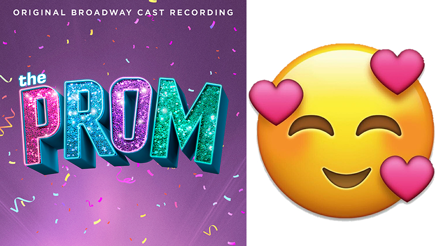 The Prom Is THE Must-Own Broadway Cast Recording of 2018!...