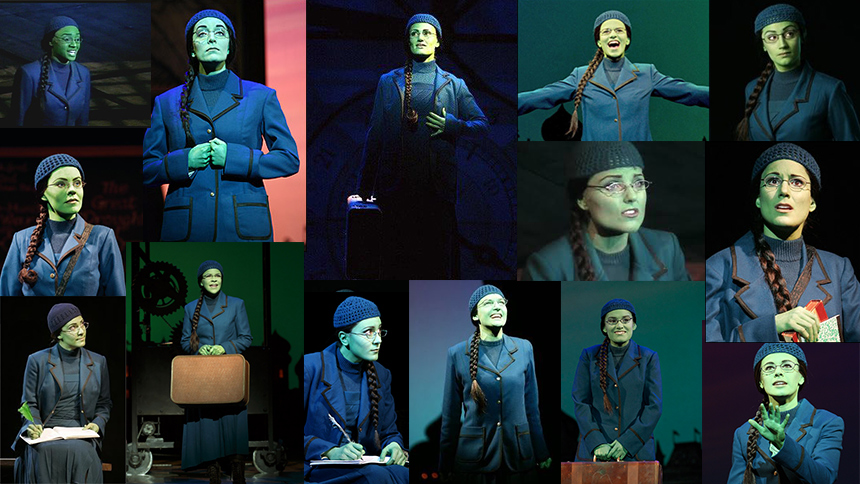"14 INSANE ""The Wizard and I"" Performances For Wicked's Br..."