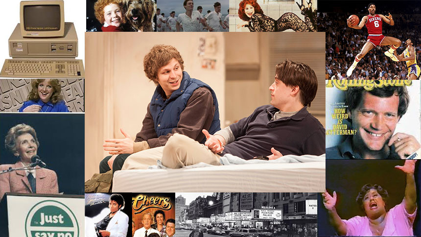 Brush Up On All Things 1982 In Preparation for Broadway's...