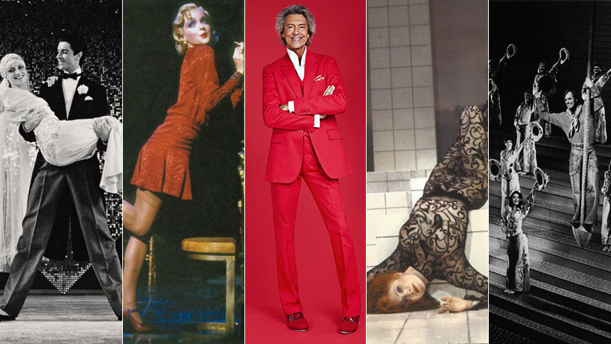 Looking Back on the Decade Tommy Tune Ruled Broadway
