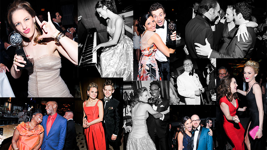 VIP Pass! A Look Inside Three of the Tony Awards' Hottest...