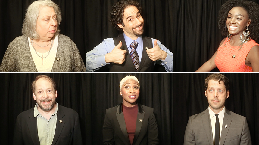 Tony Nominees Show Us What'll Happen If Music Cuts Off Th...