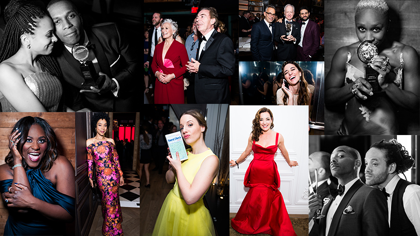 VIP Pass Into Five of the 2016 Tony Awards' Hottest Parti...