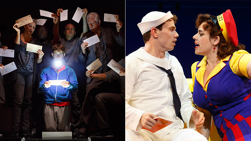 Fall 2014 Stars, Shows & Creatives Who Deserve Tony Award...