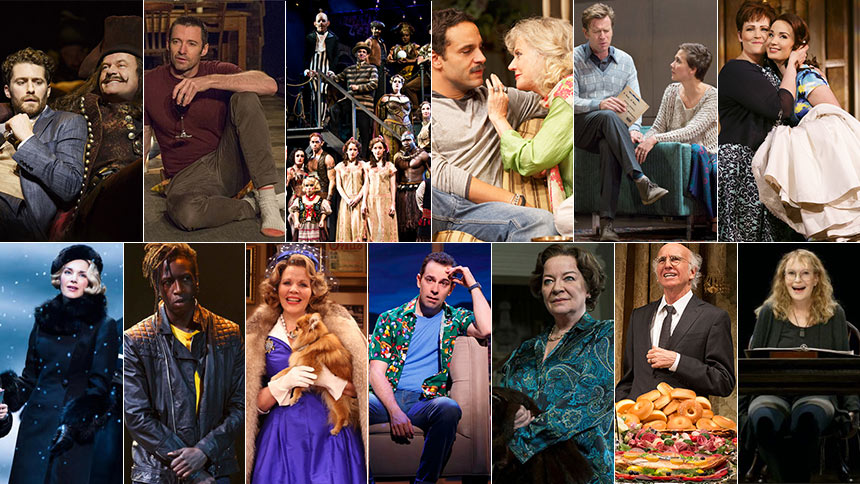 Celebrating the Best Parts of the 13 Shut-Out Shows #Tony...
