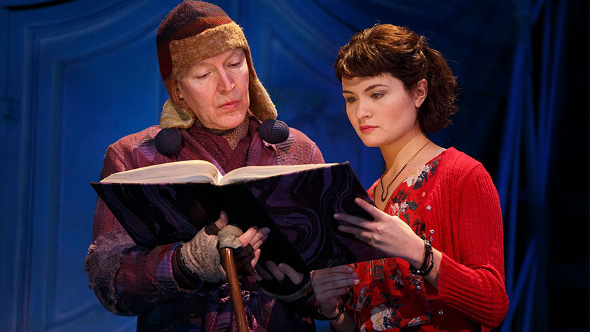 Tony Sheldon Takes on Seven Questions About Amelie, Prisc...