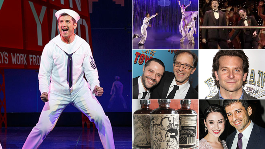 Seven Questions About Tony Nominations, Gabey & Dance wit...