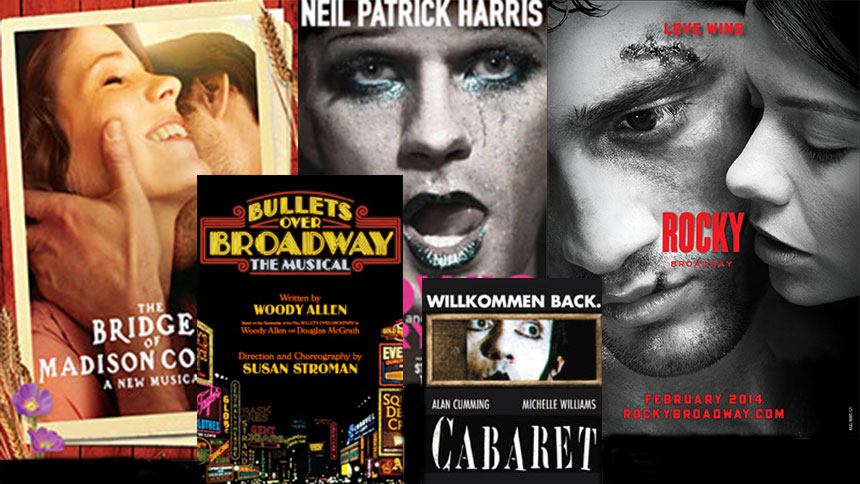 Five Spring Musicals To Watch Out for at the 2014 Tony Aw...