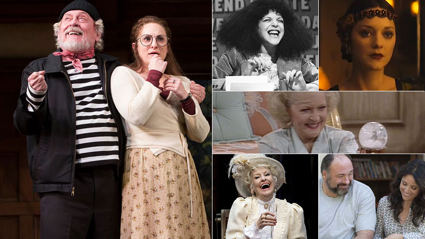 The Five Funny Ladies Who Inspire Noises Off Star Tracee ...